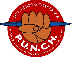 Picture Books That Pack A P.U.N.C.H. visual by Julie Rowan-Zoch