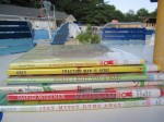 Picture Books at the Pool