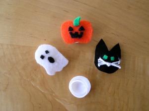 spooky halloween rings