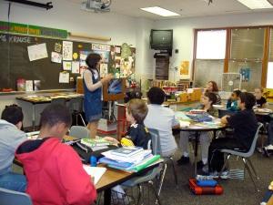 Krause School Visit