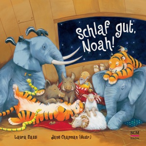 German cover for GOODNIGHT, ARK