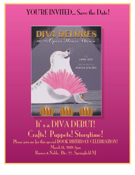 save the date diva delores gold frame 2