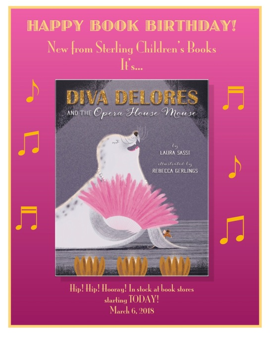 Happy Birthday Diva Delores! **