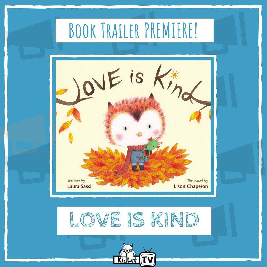 kidlittv love is kind graphic